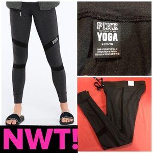 PINK Victoria's Secret Pants - NWT! PINK CAMPUS COLOR BLOCK LEGGINGS